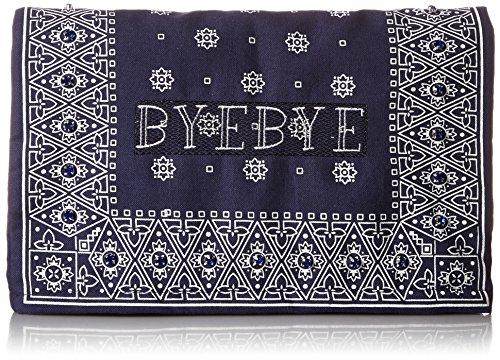 [コントロールフリーク]CONTROLFREAKバンダナ刺繍クラッチ45-1125NAVY(ネイビー)