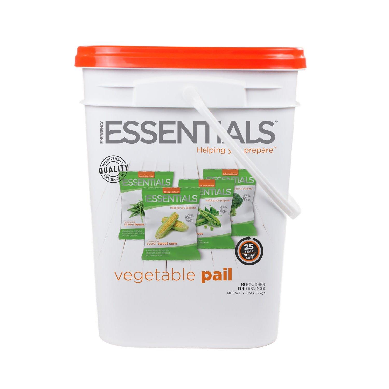 Emergency Essentials Freeze Dried Vegetable Variety Pack