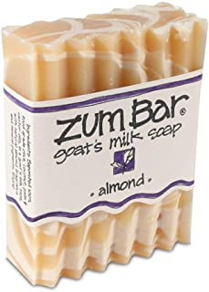product image for Zum, Soap Bar Goat Milk Almond, 3 Ounce