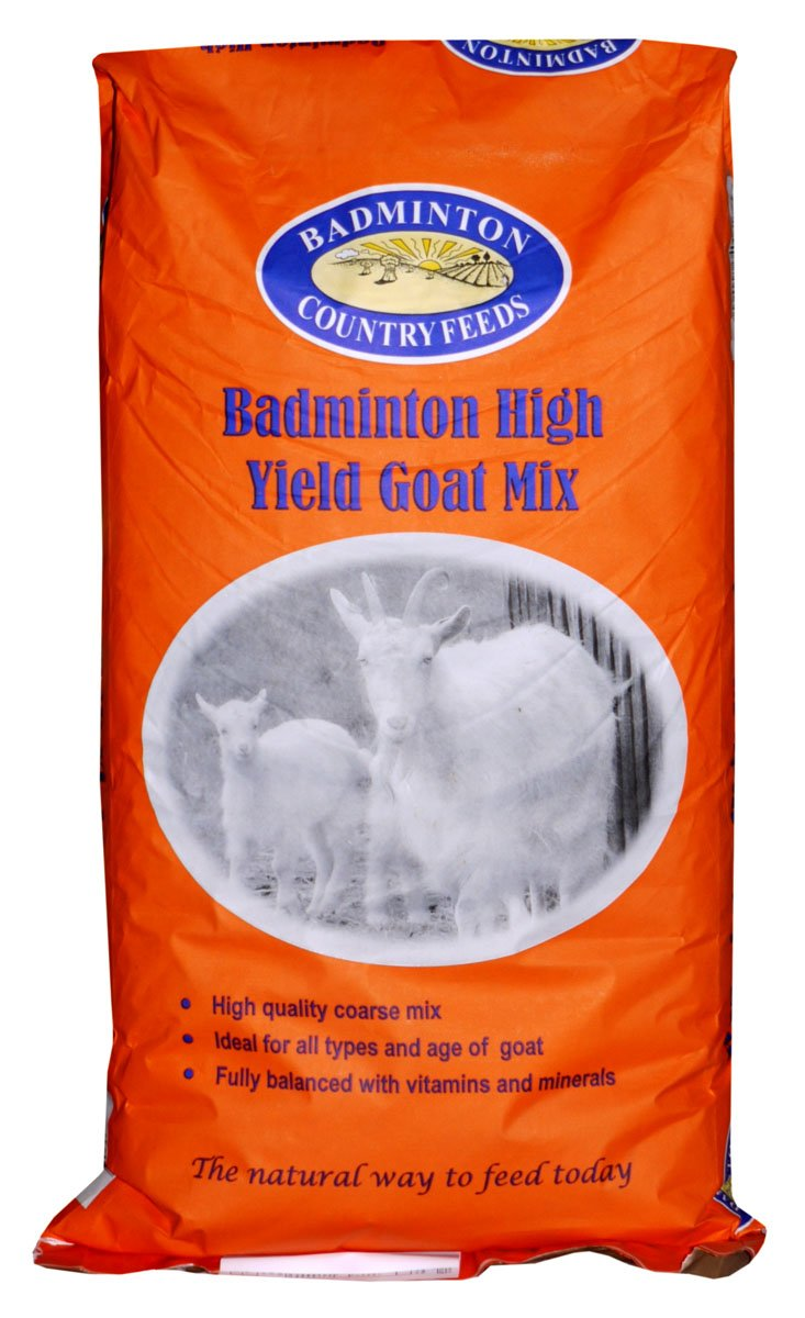 John Loader Goat Mix 20k Badminton Country Feeds