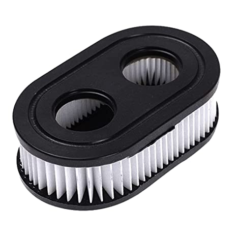 798452 cartucho de filtro de aire de repuesto para cortacésped Briggs Stratton - Juego de repuestos