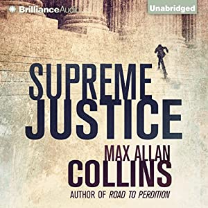 Supreme Justice Audiobook