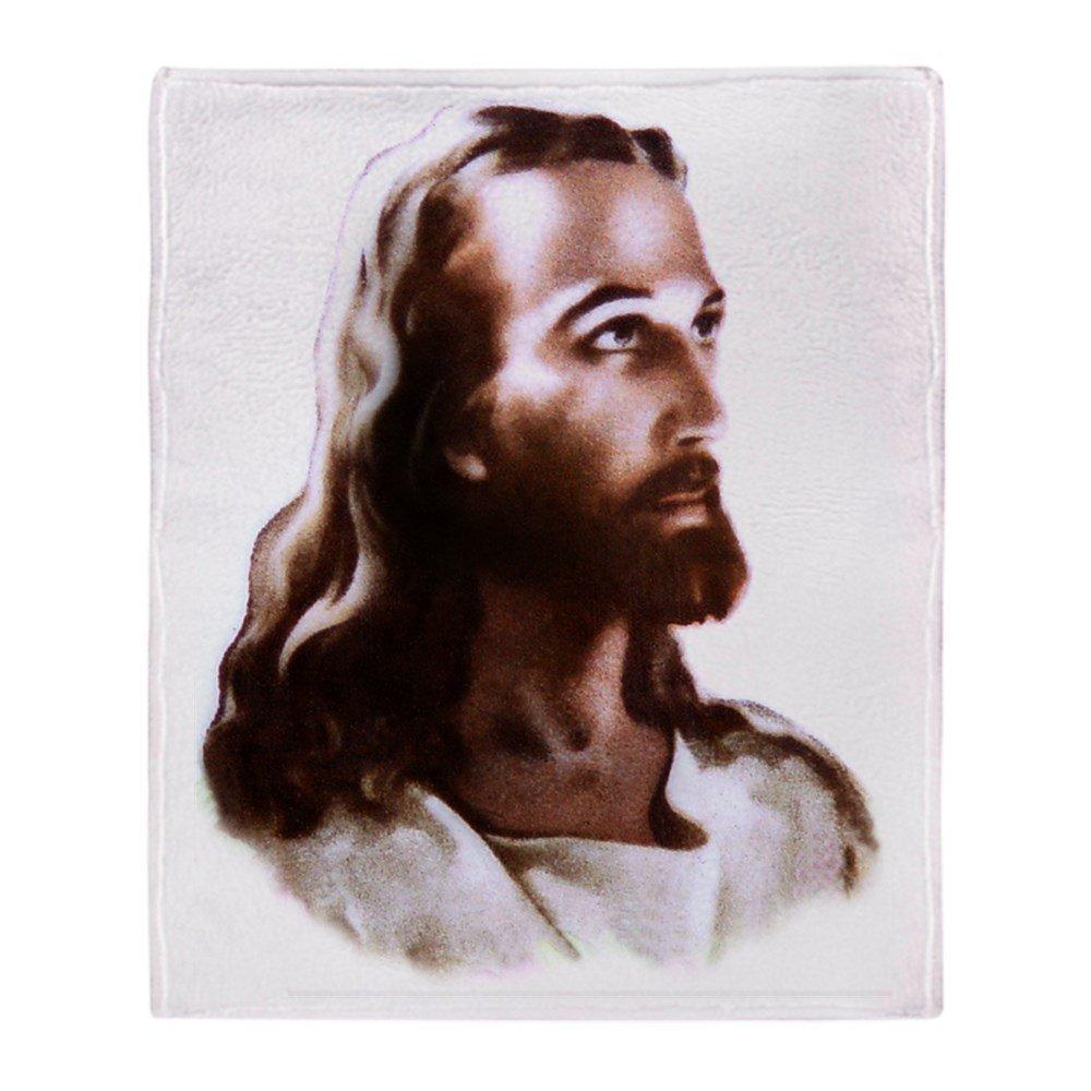 CafePress - Jesus - Soft Fleece Throw Blanket, 50''x60'' Stadium Blanket