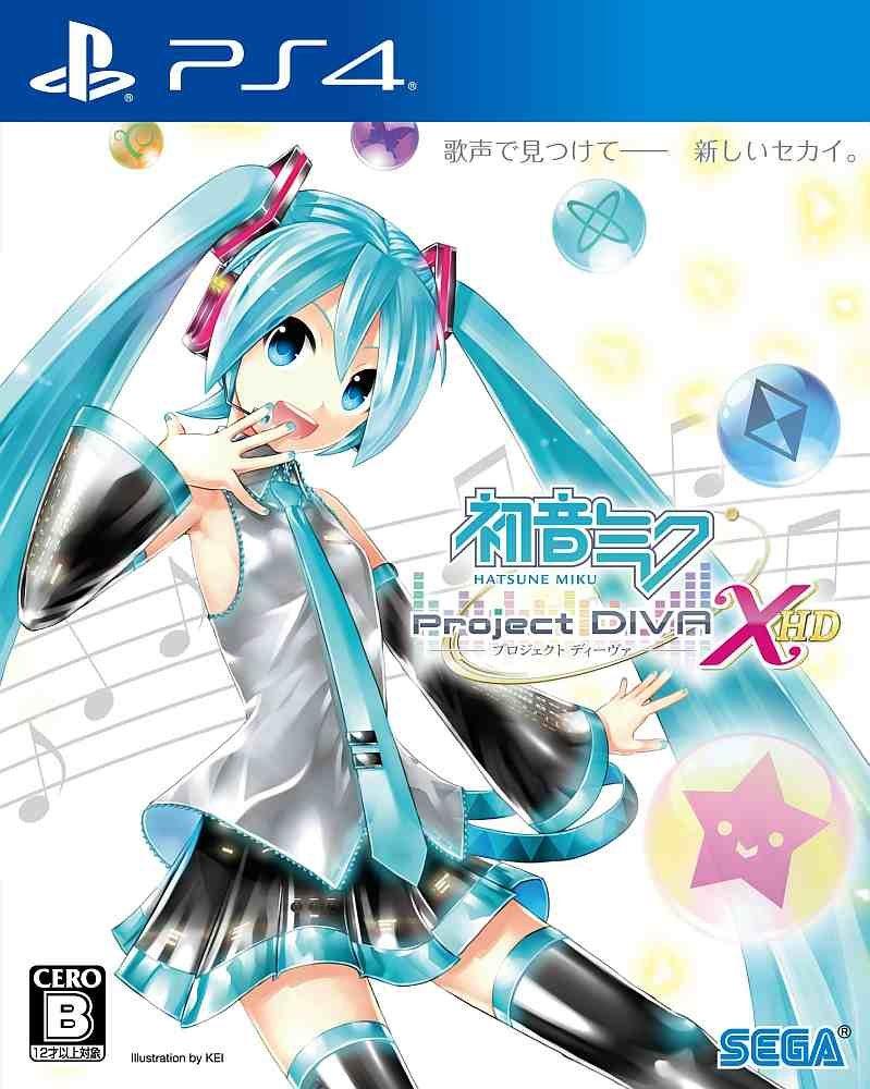 初音ミク PS4「初音ミク -Project DIVA- X HD」 3曲遊べる無料体験版が配信開始
