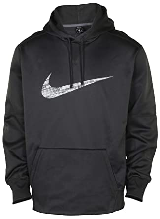 brand new 5b850 f25af Amazon.com  Nike Therma Fit Mens Training Hoodie  Clothing