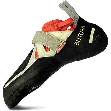 top selling Butora Acro Wide Fit Climbing Shoe - Men's Orange/White 10