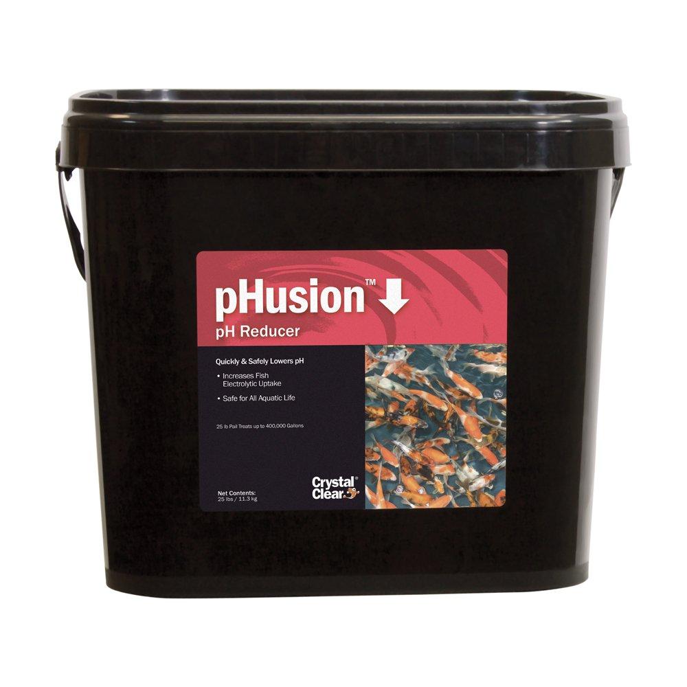 CrystalClear pHusion, 25lb by CrystalClear