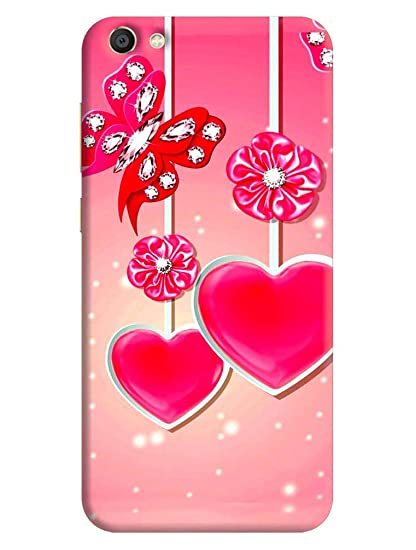 cheap for discount 07fd8 925b0 FurnishFantasy Mobile Back Cover for Vivo Y66 (Product ID - 0762)
