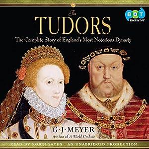 The Tudors Hörbuch