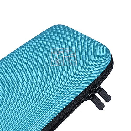 for Graphing Calculator Instruments / CE Hard Case Protective Bag - Blue