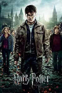 Harry Potter 7-Part 2 One Sheet Poster 24 x 36 inches