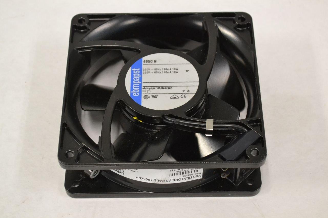 EBM-PAPST 4650N AXIAL FAN 230V-AC 120 MM COOLING FAN B305111