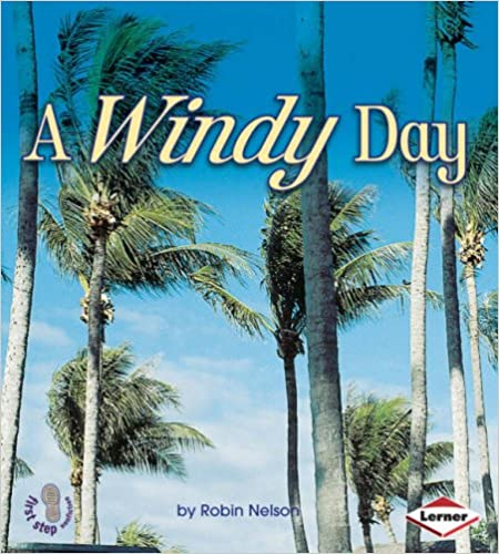 Book A Windy Day (First Step Non-fiction - Weather)