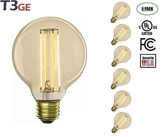 Amazon.com: T3 Green Energy ST19 - Bombilla LED (intensidad ...