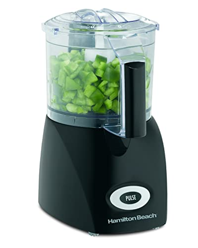 Hamilton Beach 72705 Deluxe Food Chopper, Black