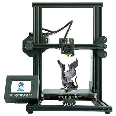 TRONXY XY-2 3.5 Impresora 3D de pantalla táctil 220 x 220 x 260 ...