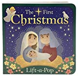img - for The First Christmas: Lift-a-Pop Board Book book / textbook / text book