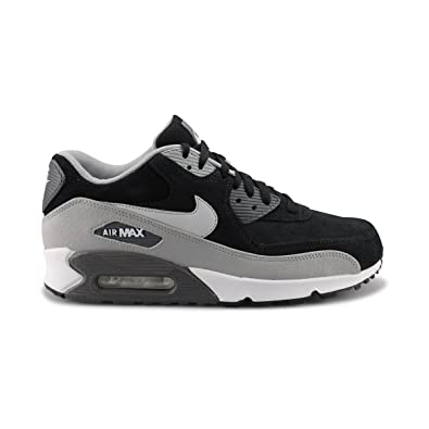 new style c1c8c eed53 Nike Unisex Baby Air Max 90 Ltr (td) Hausschuhe (Black White