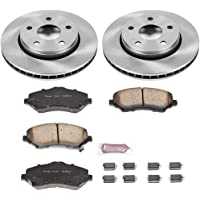 Autospecialty KOE3097 1-Click OE Replacement Brake Kit