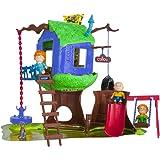 Caillou - Playset la casa del árbol (Giochi Preziosi 11658)