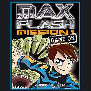 Max Flash Mission 1 Audiobook