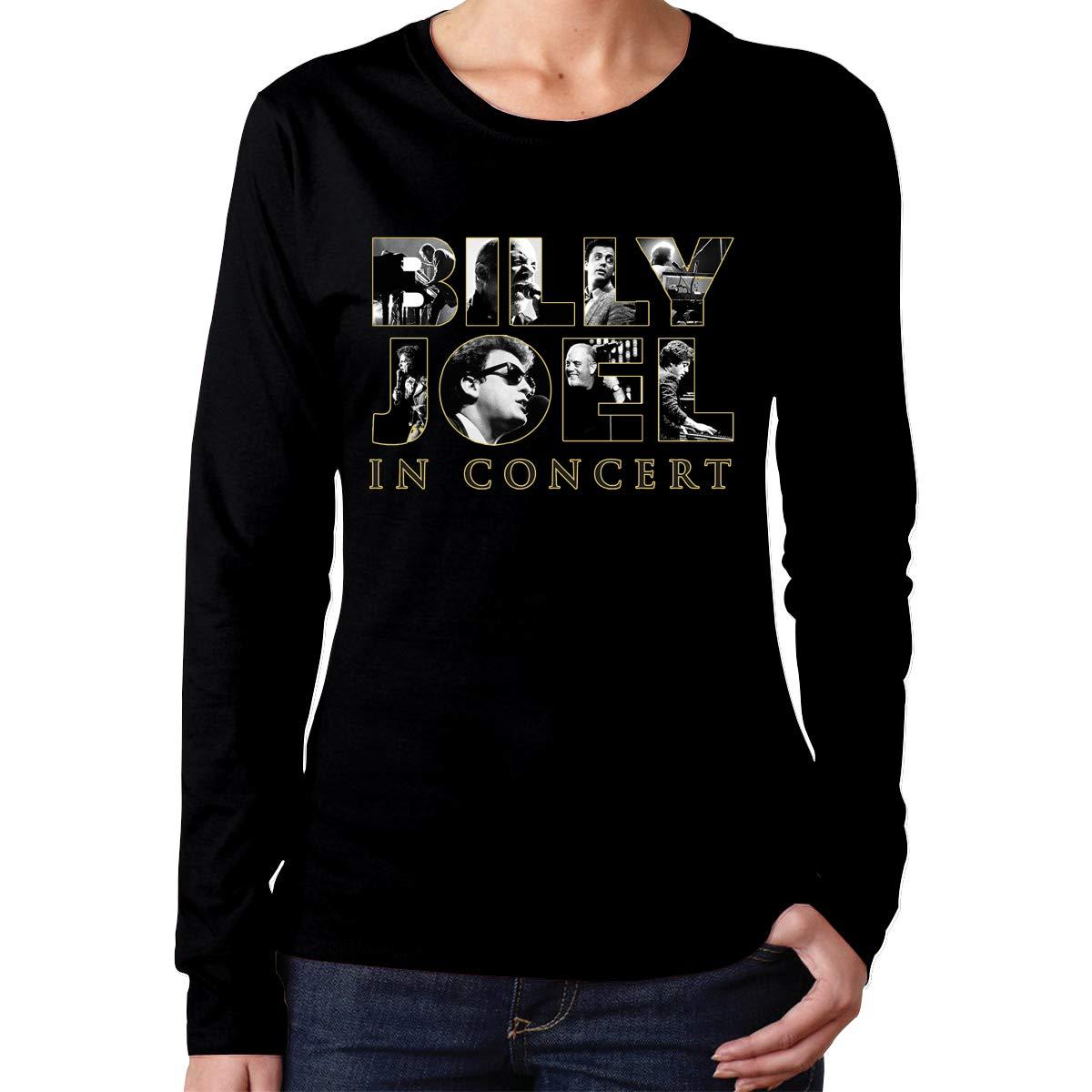 Woman Billy Joel Music Band Funny S Tshirts