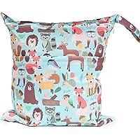 JUNGEN Bolsa de pañales reutilizable para Bebé Cambio