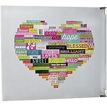Project Life Word Heart Designer Album