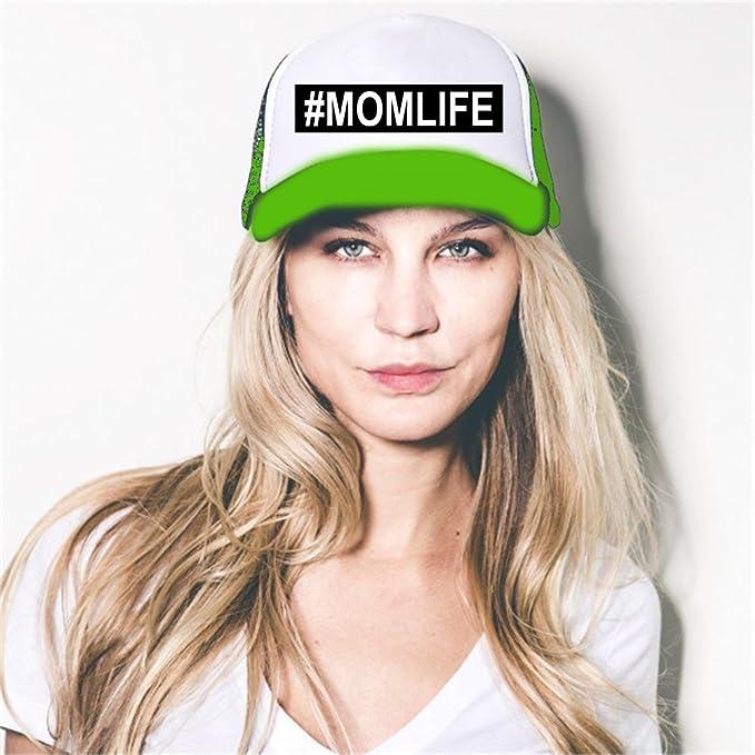 19b7ec6a Custom Apparel R Us The #Momlife Trucker Hat, Mom Life Hat, Momlife Hat