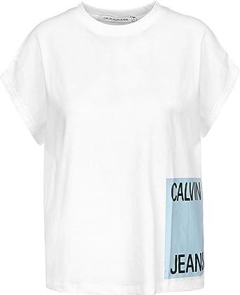 Weiss Bekleidung Calvin S Damen Shirt Kurzarm 10 Klein wqIU0qT