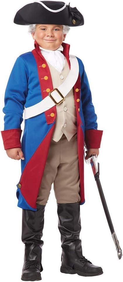 California Costumes American Patriot Child Costume, Large