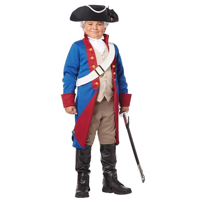 California Costumes American Patriot Child Costume, Medium