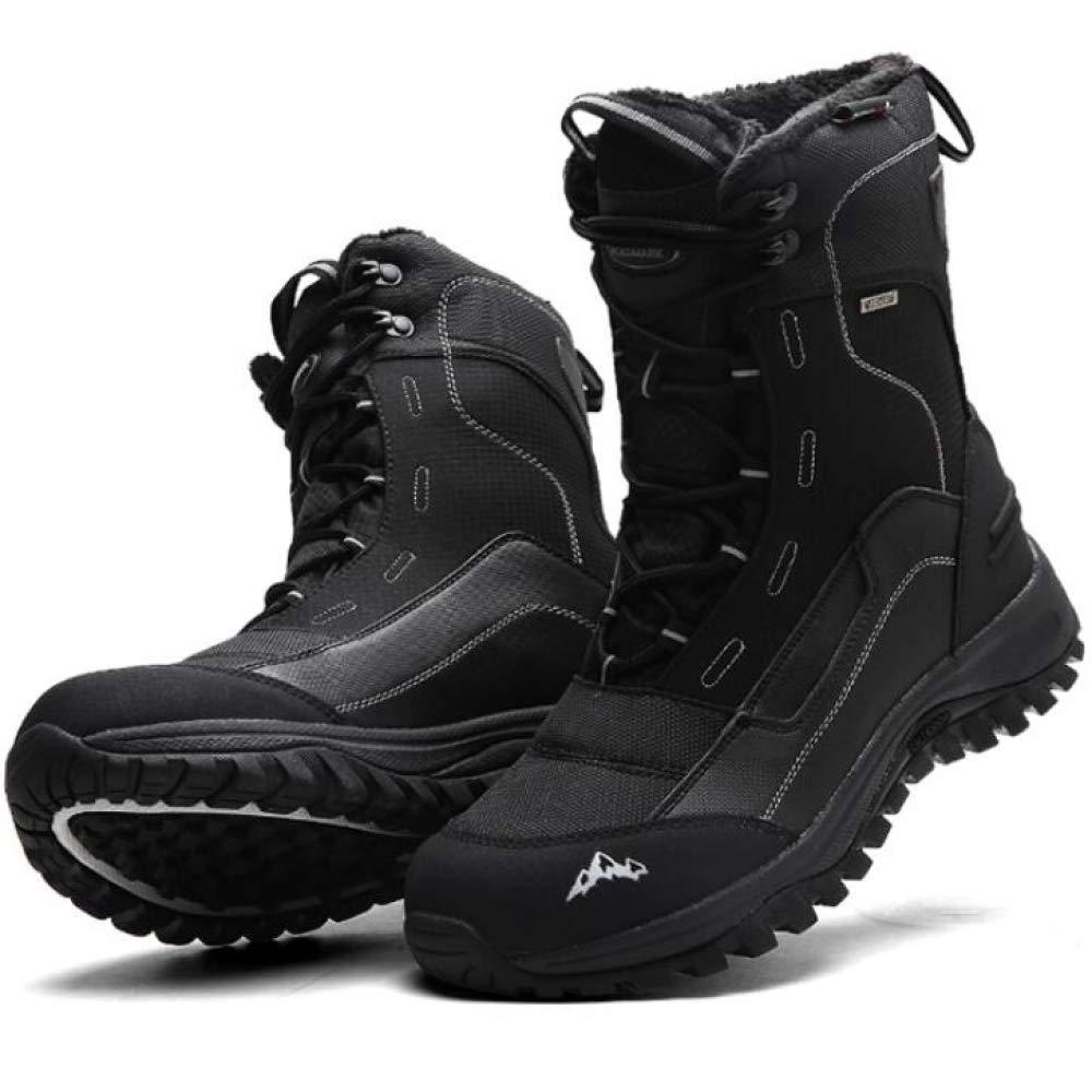 Herren Martin Stiefelies Stiefelies Stiefelies Rutschfest Wasserdicht Stiefel Freizeit Leder Outdoor Hike Schuhe 953b95