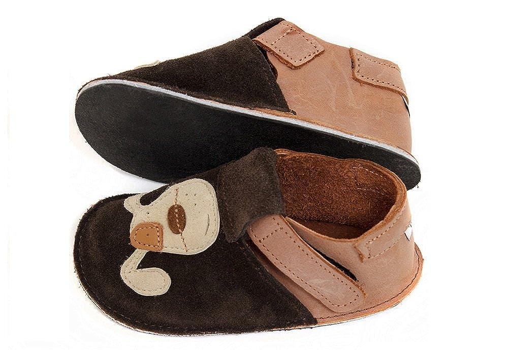 tikki shoes , Baby Jungen Lauflernschuhe Simely Puppy