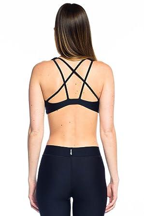 3754dc0f54 Onzie Mudra Bra Womens Active Workout Bra at Amazon Women s Clothing ...