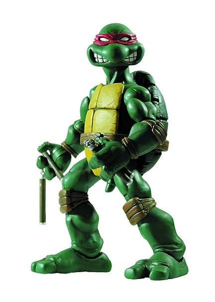 Amazon.com: Teenage Mutant Ninja Turtles Michelangelo 1/6 ...