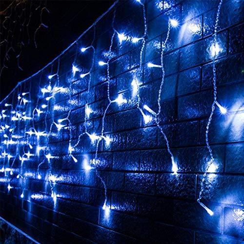 Led Icicle Christmas Lights Target