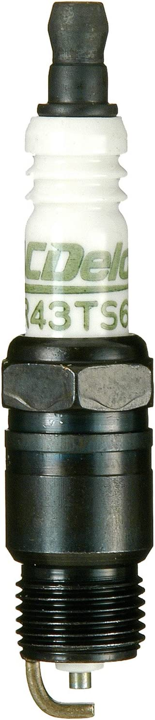 ACDelco R43TS6 Professional Conventional Spark Plug Pack of 1