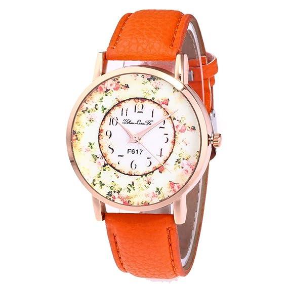 82ed2fa2bbb590 Damen Mode Casual Lederband Analoge Quarz Uhr YunYoud schöne günstige  taschenuhr digitaluhr billige modische Elegante luxusuhren hochwertige  titanuhren ...