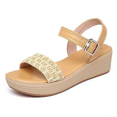 14a3d9930 Kyle Walsh Pa Women Wedge Flip Flops Sandals