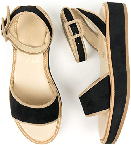Will's Vegan Shoes Womens Sandals-7 UK