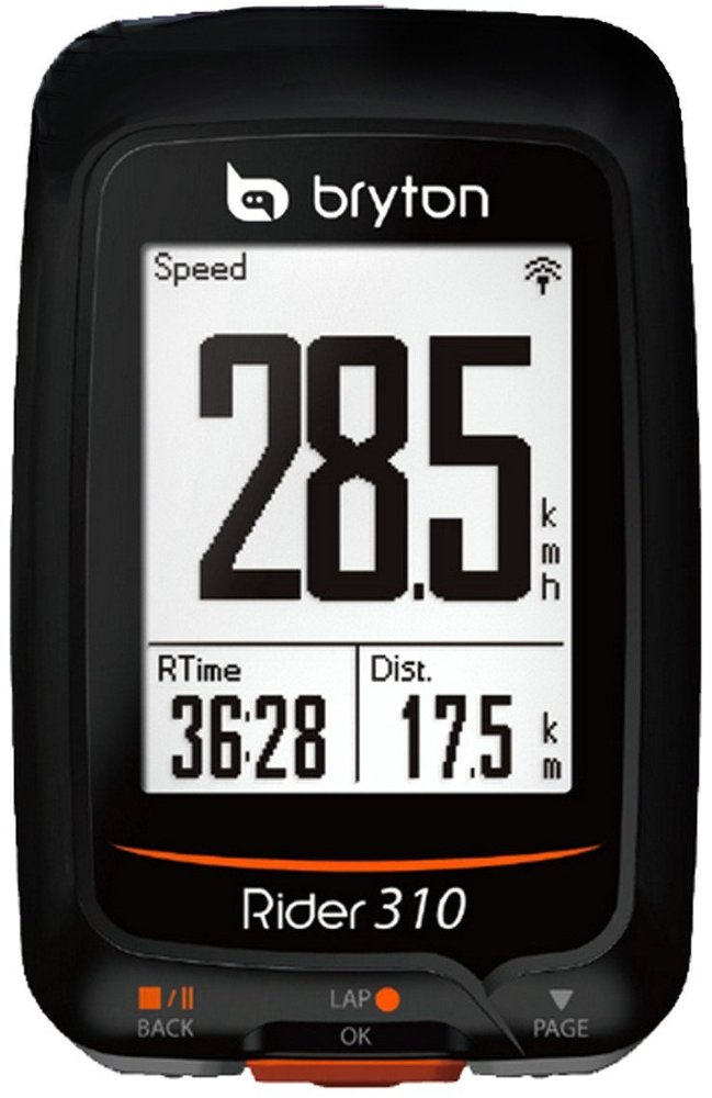 Bryton, Rider 310E, GPS, Unisex - Adulto, Nero product image