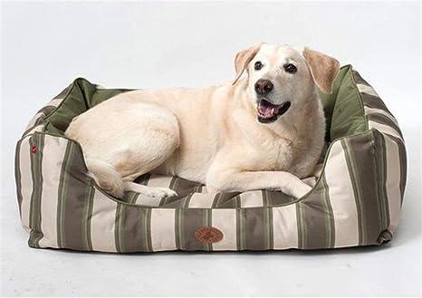 FVCDWSA Suministros de Mascotas para Cama de Perro Diseño de Doble Uso Desmontable y Lavable de