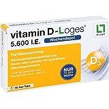 Loges Vitamin D-Loges 5.600 I.E. Gel-Tabs, 60 St.