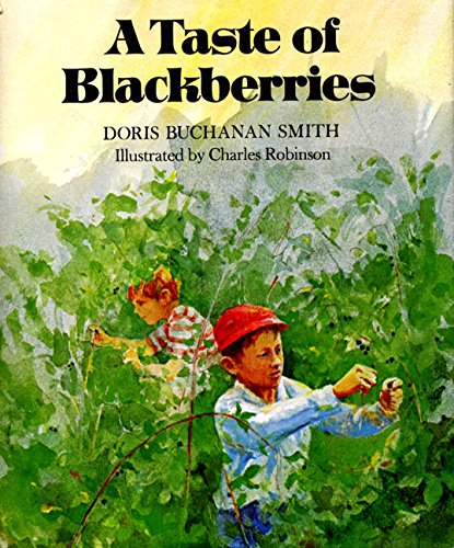 A Taste of Blackberries -