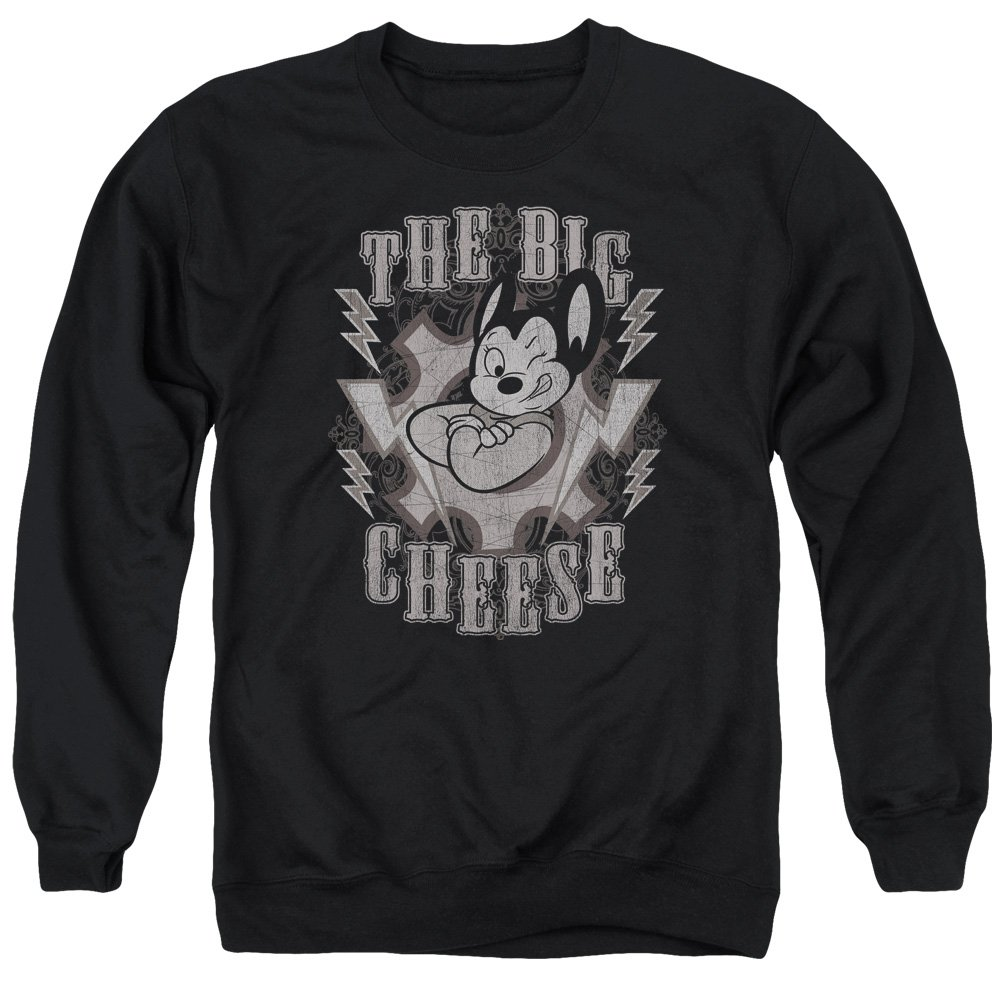 The Big Cheese Sweater Shirts