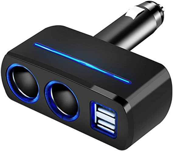 Neu Universal Micro-USB-5V-2A-Car-Charger-Adapter-with-2-USB-Port Hot Sale Nett