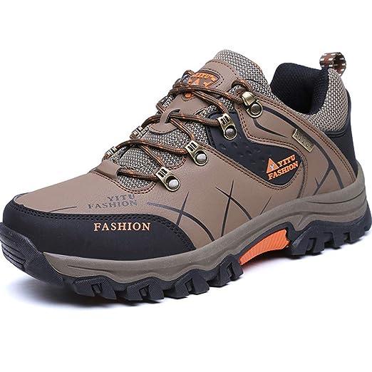 NiNibao Zapatos para Hombre Impermeabilizan IR de Entrenadores ...