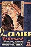Rebound Movie Poster or Canvas