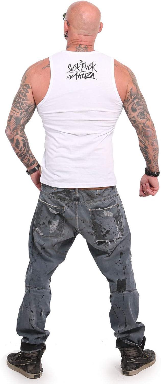 Yakuza Herren ENT Tank Top T-Shirt